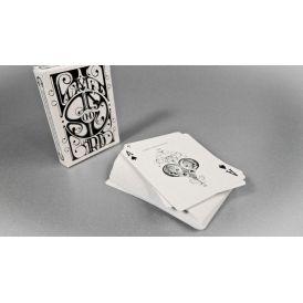 Smoke & Mirrors V7 Reprints Smoke Playing Cards