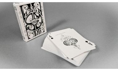 Smoke & Mirrors V7 Reprints Smoke Cartes Deck Playing Cards