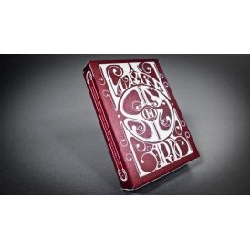 Smoke & Mirrors V7 Reprints Rouge Playing Cards
