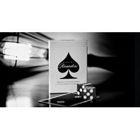 Madison Rounders Black Cartes