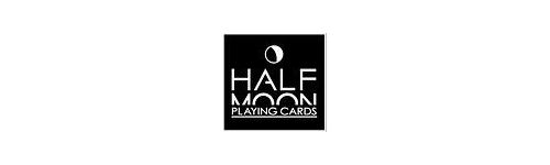 Half Moon Playing Cards